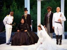 A Midsummer Night's Dream: California Shakespeare Theatre, 2002