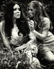 A Midsummer Night's Dream: Diana Rigg as Helena, Helen Mirren as Hermia