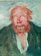 A Midsummer Night's Dream, Hans Wasserman as Bottom, 1909