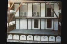 Almagro Stage from Middle Gallery