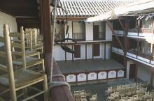 Almagro Stage from Top Gallery Side