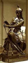 Amazon Preparing for Battle: Queen Antiope (or Armed Venus)