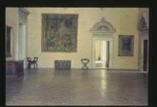 An Interior Room of the Palace at Urbino