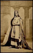 Antony and Cleopatra, Mrs. Charles Calvert as Cleopatra, 1875