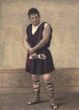 Antony and Cleopatra, Robert L. Downing as Antony, 19th Century