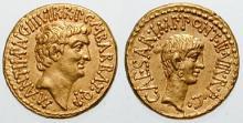 Antony with Octavian: Antony & Cleopatra