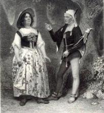 As You Like It, 19th Century