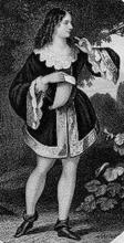 As You Like It, Anna Cora Ogden Mowatt Ritchie as Rosalind, 1859