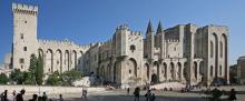 Avignon, Palais des Papes by JM Rosier
