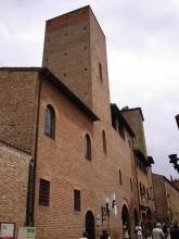 Casa Boccaccio, Certaldo: The Probable Birthplace of Boccaccio