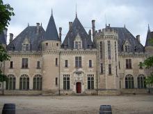 Château of Michel de Montaigne: A Facsimile Rebuilt After Devastation By Fire