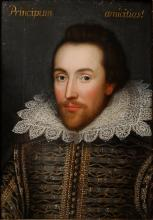 Cobbe Portrait of William Shakespeare