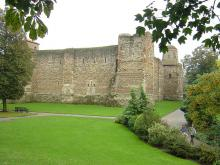 Colchester castle. Essex