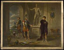 Coriolanus, John Philip Kemble as Coriolanus, 1798