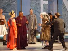 CST; Will Caesar meet the Senate?(2.2)
