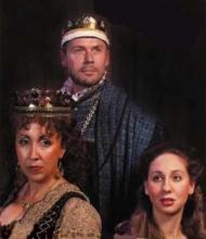 Cymbeline, Atlanta Shakespeare Company, 2005