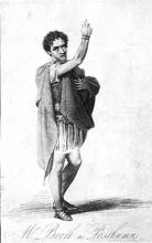Cymbeline, Edwin Booth as Posthumus, 19th Century