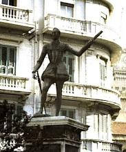 Don John's Statue in Messina