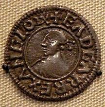 Edgar, King of England, 959-975: King Lear sub-plot