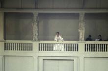 Far Away on the Balcony