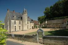 France, Loir-et-Cher: La possoniere, Ronsard's Family Home