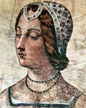 Francesco Petrarch's Laura de Noves