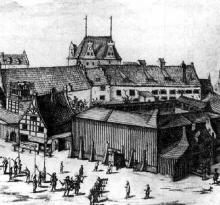 Gdansk Building: Used for Renaissance Performances