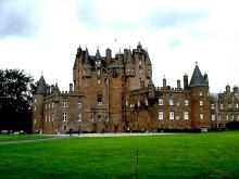 Glamis Castle: the Location Selected by Shakespeare for King Duncan's Murder.
