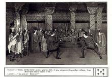 Hamlet, Adelphi Theatre, 1905