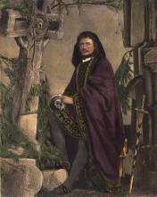 Hamlet, Charles Albert Fechter as Hamlet, 19th Century
