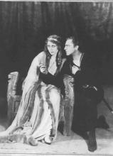 Hamlet, Sam H. Harris Theatre, 1922