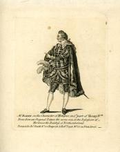 Henry IV Part 1, Mr. Barry as Hotspur