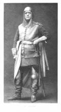 Henry V, John H. Barnes as Williams, 19th Century