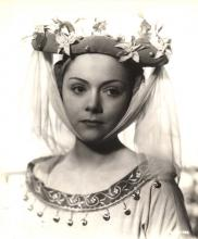 Henry V, Renée Asherson as Katherine, Princess of France, Two Cities Films, 1944