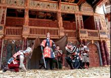 Henry V, Restored Shakespeare's Globe Theatre, 1997