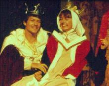 Henry VI and Queen Margaret in Henry VI (BSP, 1979)