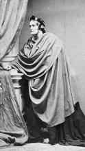 Henry VIII, Charlotte Cushman as Queen Katherine