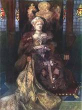 Henry VIII, Dame Ellen Terry as Queen Katherine of Aragon