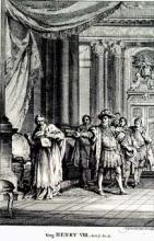Henry VIII, Thomas Betterton (1635-28 April 1710) as Henry VIII