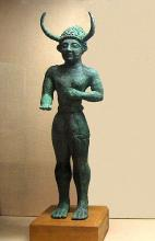 Horned God: Apollo Keraiates