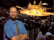 Jonathan Moscone, the Artistic Director of the California Shakespeare Theatre since 2001.
