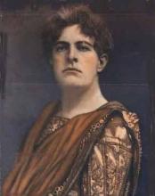 Julius Caesar, R. D. MacLean (1859-1948) as Brutus