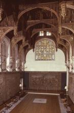 King Henry VIII's Great Hall at Hampton Court