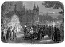 King John, Drury Lane Theatre, 1865