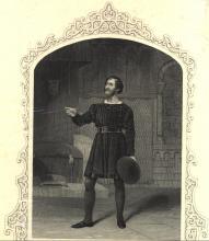 King John, Henry Betty as Faulconbridge, 19th Century