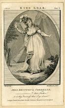 King Lear, 1785