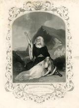 King Lear, Covent Garden Theatre, 1838
