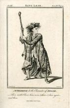 King Lear, Drury Lane Theatre, 1774