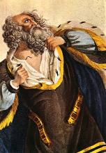 King Lear, Ludwig Devrient as Lear