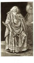 King Lear, Lyceum Theatre, 1892